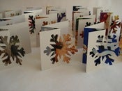 Image of Snowflakes* | Christmas Cards | 10 Pack | Inc. Envelopes