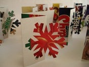 Image of Snowflakes* | Christmas Cards | 50 Pack | Inc. Envelopes