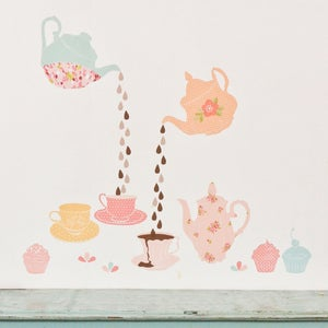 Image of Tea Time / L'heure du Thé