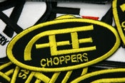 Image of AEE CHOPPERS PATCH