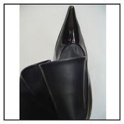 Image of Sky High Latex Boots (JLD120/G)