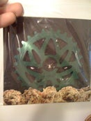 Image of Banned Budsaw Sprocket *GREEN **(very limited as of rite now)*