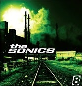 "Image of THE SONICS 8 VINYL EP ""limited color vinyl"""