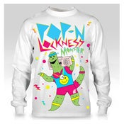 Image of Pop-N-Lockness Monster Long Sleeve Tee