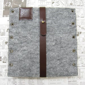 Image of iPad Felt Sleeve