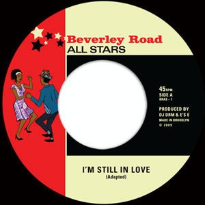 Image of Beverley Road All-Stars - Still In Love/Danger In Your Eyes 7""