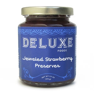 Image of Jeweled Strawberry Preserves