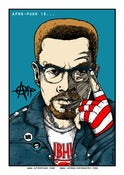 Image of Afro-Punk Limited Edition Poster by Jermaine Rogers - Malcolm X