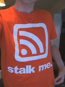 Image of RSS FEED // STALK ME
