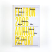 Image of Feltron 2006 Annual Report