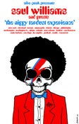 Image of Afro-Punk Tour Limited Edition Skull Poster