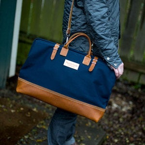 Image of Wood&Faulk Deluxe 20in Carpenter's Bag