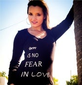 Image of No Fear In Love