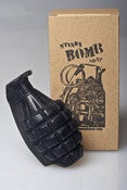 Image of Black Hand Grenade Soap, Home of the Original Hand Grenade Soap