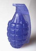 Image of Purple Hand Grenade Soap, Home of the Original Hand Grenade Soap