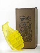 Image of Yellow Hand Grenade Soap, Home of the Original Hand Grenade Soap