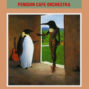 Image of Penguin Cafe Orchestra (Remastered 2008)
