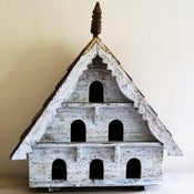 Image of Large Rustic Dove Cote