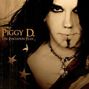 Image of Piggy D. 'The Evacuation Plan' CD - Personalized/Signed with 2 Picks
