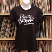 Image of Power Struggle Logo T-Shirt (Women's)