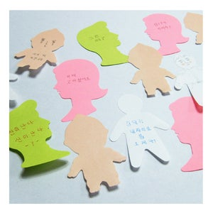 Image of OohLaLa Sticky Notes