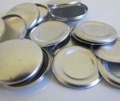 Image of Additional {Flat Backed} metal button sets