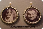 Image of MUNSTERS /FRANKENSTEIN Necklace