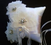 Image of SOPHITICATE Ring Bearer Pillow