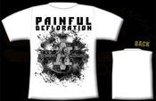 "Image of Painful Defloration - ""Antihuman Antisocial"" T-shirt"