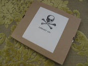 Image of Skull &amp; Cross-Bones Bookplates