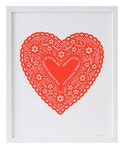 Image of 'Rubbish Without You' Limited Edition Screen Print