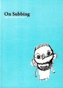Image of On Subbing; the first 4Years Book