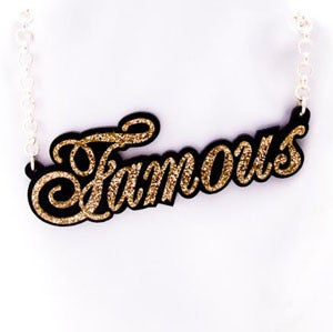 Image of Famous Necklace