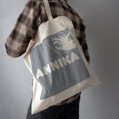 Image of Annika Cotton Bag.