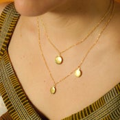 Image of Vintage Locket Necklace - Long (Multiple options)