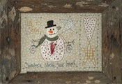 Image of Let it Snow Download Pattern