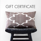 Image of GIFT CERTIFICATE for be still homewares valued at $70.00 AUD
