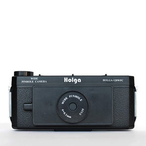 Image of Holga 120 WPC - Wide Pinhole Camera
