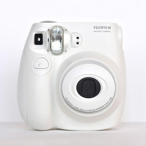 Image of Fujifilm Instax Mini 7s Camera (White)