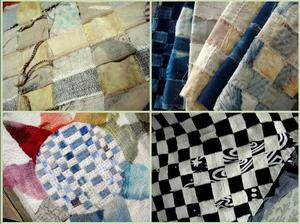 Image of Cloth to Cloth  (Basic Quilt Weaving)