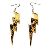 Image of Live Wire earrings
