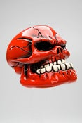 Image of Punchy Skull - Passion Red
