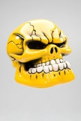Image of Punchy Skull - Yellow