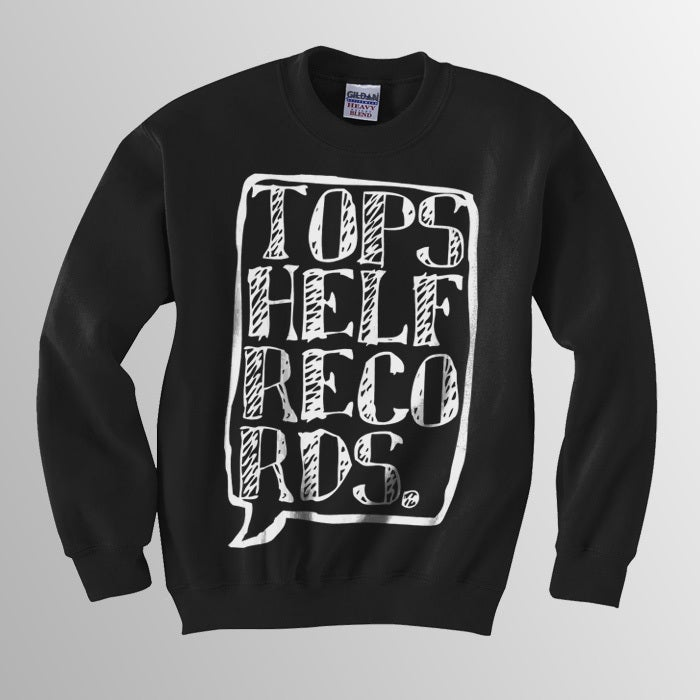 Topshelf Records Crewneck Sweater