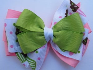 Image of Birthday girl bow
