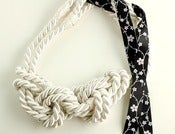 Image of Rope Necklace - Ivory (Limited Edition)
