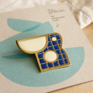 Image of Playground Pins: Pelican