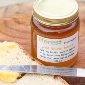 Image of fforest welsh honey