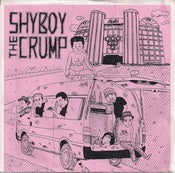 "Image of Shyboy & The Crump - Split 7"" (Snuffy Smile)"