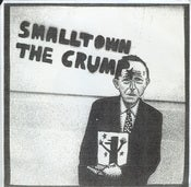 "Image of Smalltown / The Crump - Split 7"" (Snuffy Smile)"